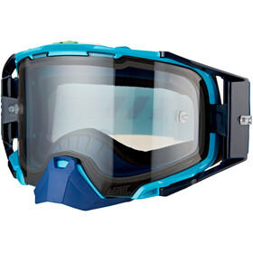 Leatt Velocity 6.5 Anti Fog Goggles ink/blue